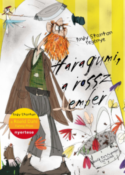 Haragumi a rossz ember - Andy Stanton
